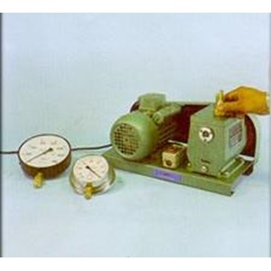 Manometer & Vacuum Pump