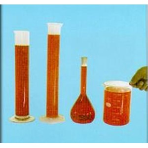 Graduated Cylinder & Volumetric Flask & Breaker Glass & Round Pan