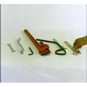 Open End Wrench & Ring Spanner & Allen Key & Pipe Wrench & Strap Wrench & Adjustable Wrench