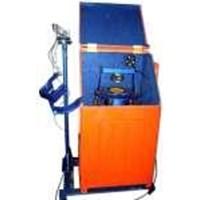 Lab Pulverizer Pneumatic 1