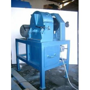 Disc Pulverizer (Disc Mill)