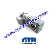 Sell gear motor gtr nissei from indonesia by pt asia for Gast air motor distributors