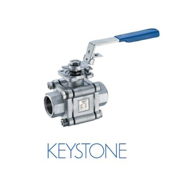 Ball Valve keystone
