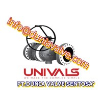 BALL VALVE UNIVALS  UV-664