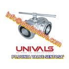 BALL VALVES UNIVALS UV-730 1