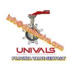 VALVES UNIVALS UV-510 BUTTERFLY VALVE 1