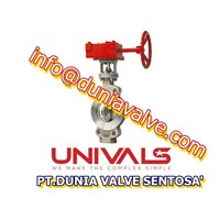 BUTTERFLY VALVE UNIVALS UV-518