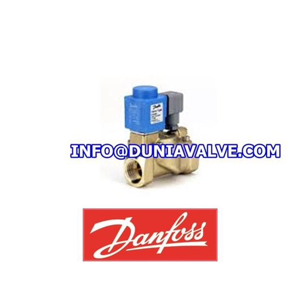 DANFOSS-GATE VALVES
