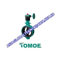 TOMOE BUTTERFLY VALVES