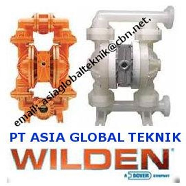 Diaphragm Pump Wilden