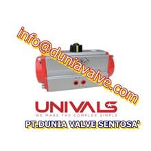 VALVES UNIVALS ACTUATOR