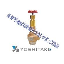 YOSHITAKE  - SAFETY VALVE