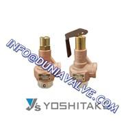 SAFETY VALVE YOSHITAKE 1