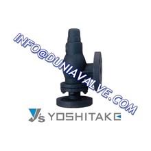 VALVE SAFETY - YOSHITAKE
