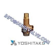 SAFETY  YOSHITAKE VALVE