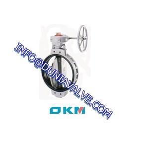 OKM - BUTTERFLY VALVE