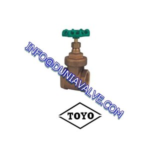 TOYO - GATE VALVE