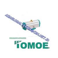 Jual TOMOE PNEUMATIC ACTUATOR 2