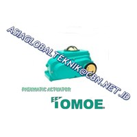 PNEUMATIC ACTUATOR ELECTRIC TOMOE 1
