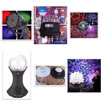 Lampu Disco Berbagai Model