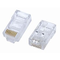 Connector RJ45 Cat 5e 1
