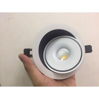 Jual Downlight LED 9 Watt Geser 3000K - Omega LED OM-4019 2