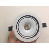 Downlight LED 9 Watt Geser 3000K - Omega LED OM-4019 1