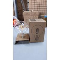 Jual LED Bulb Filamen G80 E.27 HILED 2