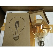 LED Bulb FIlamen G95 E.27 HILED