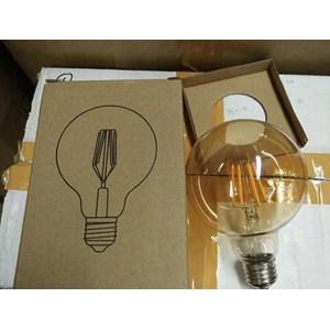 LED Bulb FIlamen G95 E.27 HILED