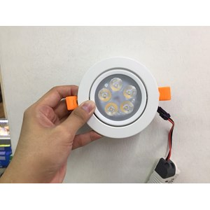 Downlight SMD 5 Watt 3000K