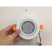 Downlight SMD 5 Watt 6000K 1