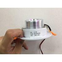 Jual Downlight COB 3 Watt 6000K 2