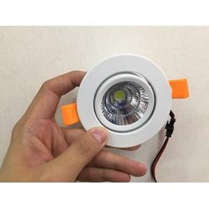 Downlight COB 3 Watt 6000K