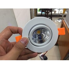 Downlight COB 5 Watt 3000K