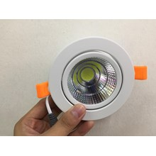 Downlight COB 7 Watt 3000K