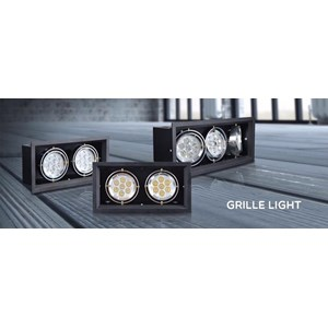 Grille LED HILED