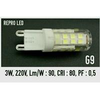 G9 LED 3 Watt Repro