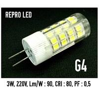 G4 LED 3 Watt Repro