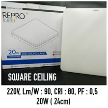 Square Ceiling LED Repro