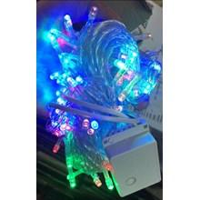 Lampu Hias Natal LED Warna Warni
