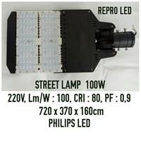 Lampu Jalan atau Street Light 100 Watt Repro