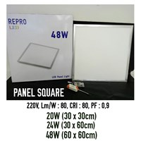 Panel Square 48 Watt Repro 1