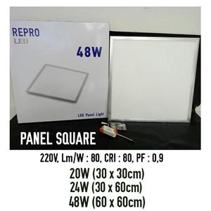 Panel Square 48 Watt Repro
