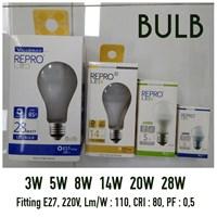 LED Bulb Repro