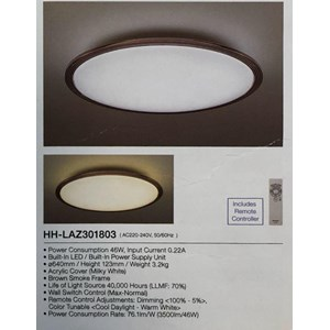 Lampu Hias LED Panel 46 Watt Panasonic