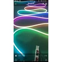 Jual LED Neon FLexible Moving RGB Waterproof 2