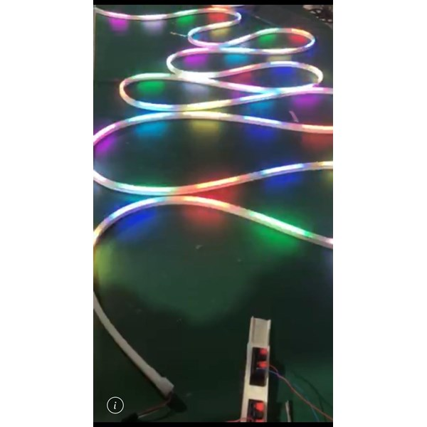 LED Neon FLexible Moving RGB Waterproof