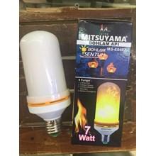 Bohlam Api 7 Watt