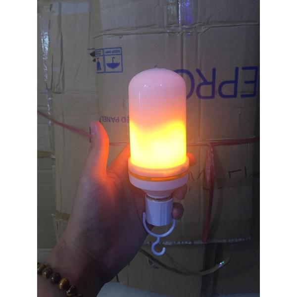 Lampu LED Bohlam Api 7 Watt